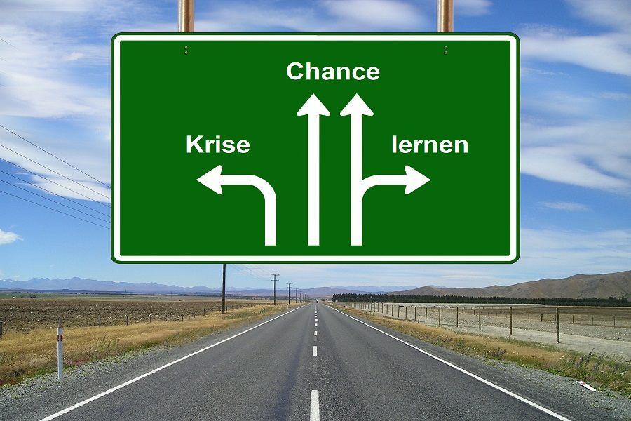 Aus der Krise in die Chance