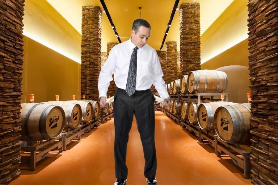 Brauerei pleite Insolvenz