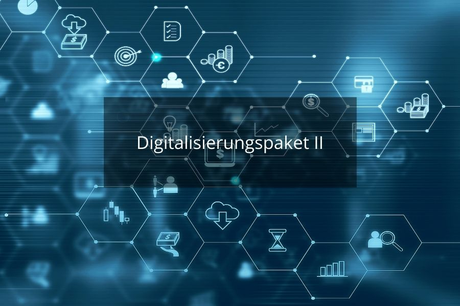 Digitalisierungspaket II