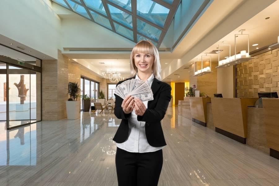 Förderfähige Maßnahmen Hotelier Geld