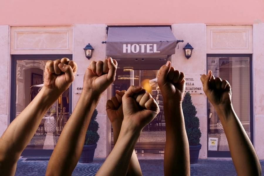 Gastgewerbe protestiert 900x600