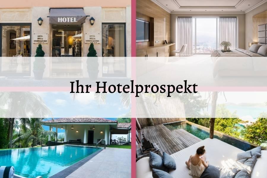 Ihr Hotelprospekt