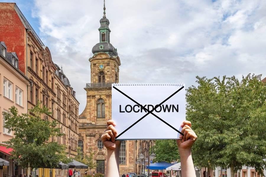 Saarland kein Lockdown nach ostern
