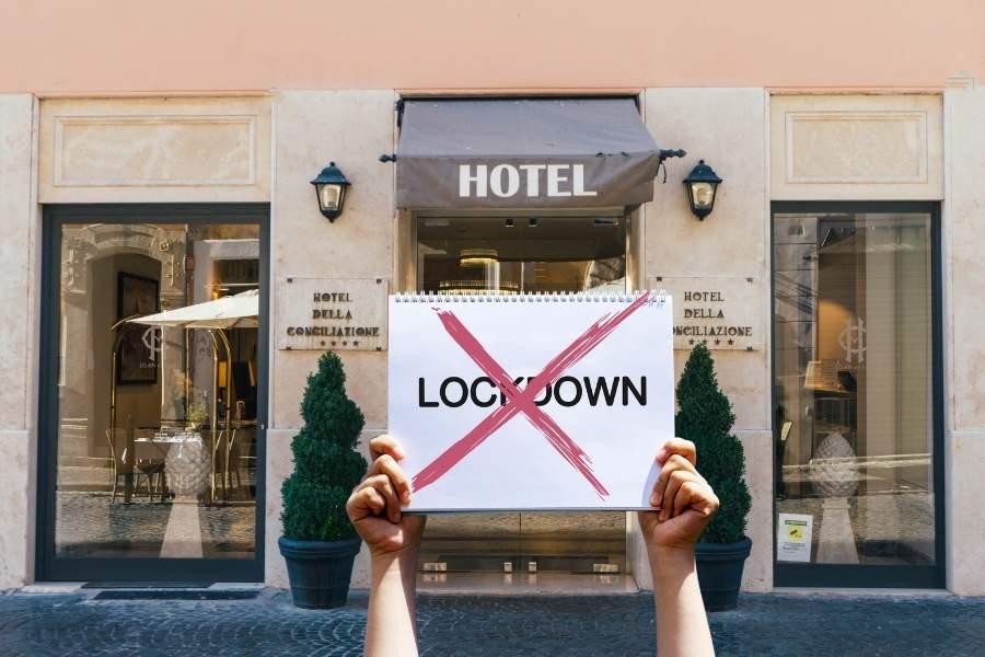 Sommerurlaub möglich Lockdown Ende Hotel